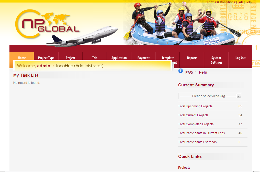 Ngee Ann Polytechnic - Overseas Student Project Portal Image 6
