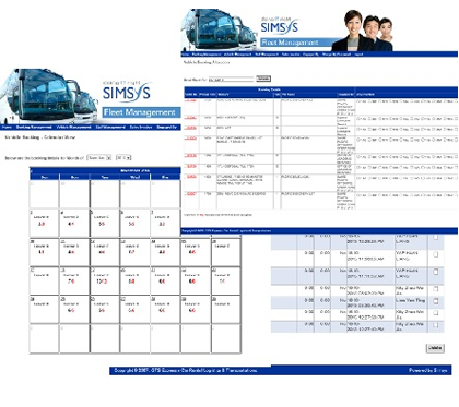 SIMSYS Fleet Management
